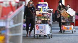 """""""Pro Haushalt darf nur noch eine Person täglich einkaufen gehen"""""""