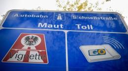 Österreich plant Ausnahmen von Mautpflicht in Grenznähe