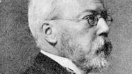 Zeitgenössische Aufnahme von Georg Freiherr von Hertling (1843 - 1919).
