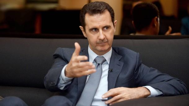 Verschwunden in Assads Folterkellern