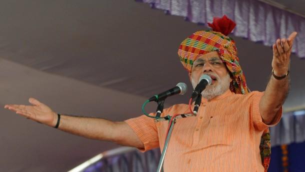 Ins Herz der indischen Macht