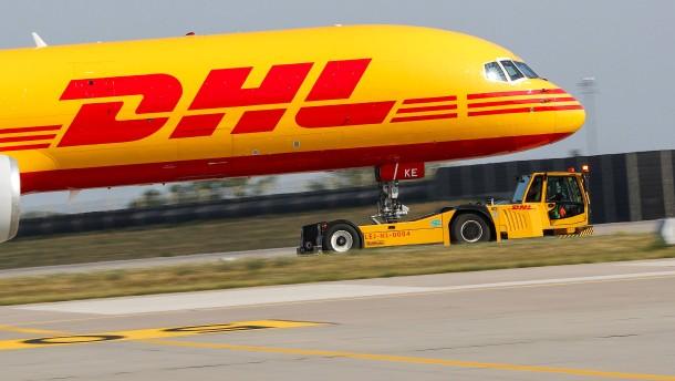Warum DHL von der Krise profitiert