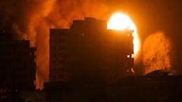 Israel und Hamas setzen Angriffe fort
