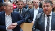 Wer tritt für die SPD als Kanzlerkandidat an – und was folgt daraus für den Parteivorsitz?