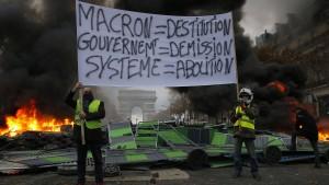 Bürger gegen Macron