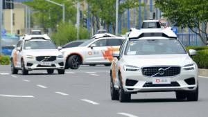 Neue Sorgen nach Pekings Schlag gegen Didi