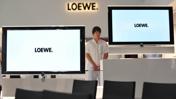 Loewe ist spät dran