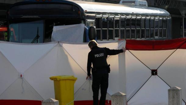 Prozessfortsetzung gegen Frankfurter Flughafen-Attentaeter