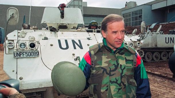 Joe Biden und der Völkermord