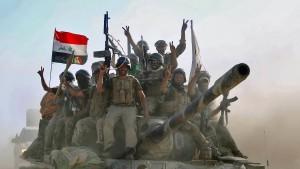 Irakische Armee erobert Zentrum von letzter IS-Hochburg
