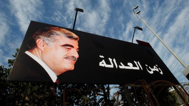 Die Hizbullah im Visier