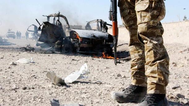 Biden-Regierung wirft Taliban Verstöße gegen Friedensabkommen vor