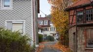 Leerstand: In Steinbach lebten vor 1989 doppelt so viele Menschen.