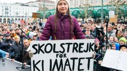 Greta Thunberg kommt nach Hamburg