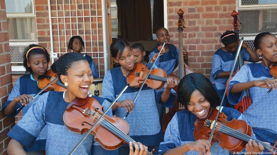 Südafrikanische Musiker zu Besuch im Rheingau