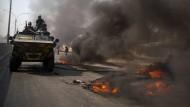 Gewaltsame Protesten gegen höhere Maut in Peru