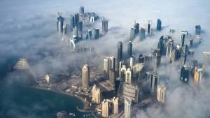 Mit dem seltsamen Segen der Scheichs von Qatar