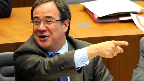 Landtag NRW zum Haushaltsplan 2012