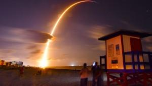12.000 Satelliten für Internet auf der ganzen Welt
