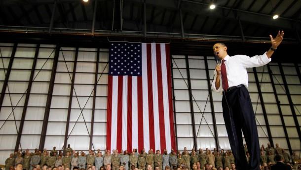 Obama: Ende von Al Qaida in greifbarer Nähe