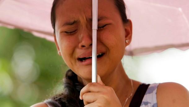 """Weitere Todesopfer nach Tropensturm """"Washi"""""""