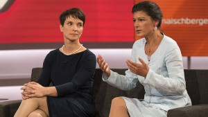 Das doppelte Lottchen des Populismus in Deutschland