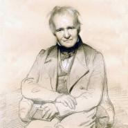 Friedrich Wilhelm Heinrich Alexander von Humboldt (14. September 1769 – 6. Mai 1859) war schon zu Lebzeiten sehr vieles: Preuße, Autor, Oberbergrat, Naturforscher, Gelehrter, ein Liberaler – und jüngerer Bruder. Am 7. Januar 1848 signierte Humboldt diese Zeichnung von Rudolf Lehmann in Paris.