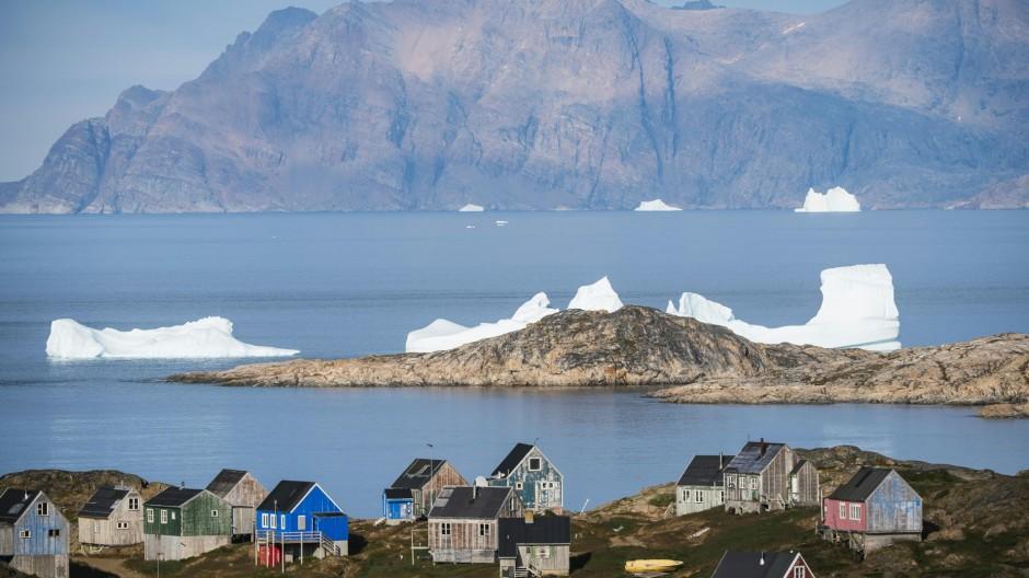 Darauf wirft nicht nur Donald Trump ein Auge: Grönland, aus der Nähe betrachtet.