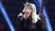Taylor Swift gewinnt Prozess wegen sexueller Belästigung