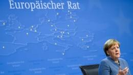 Merkel bekräftigt EU-Zusicherungen