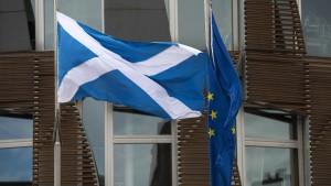 Klare Mehrheit der Schotten für Unabhängigkeit