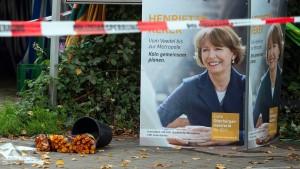 Generalbundesanwalt erhebt Anklage gegen Reker-Attentäter