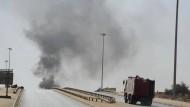 Antiterrorallianz greift in Libyen ein