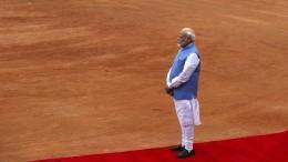 Modi sieht Corona-Krise auch als Chance