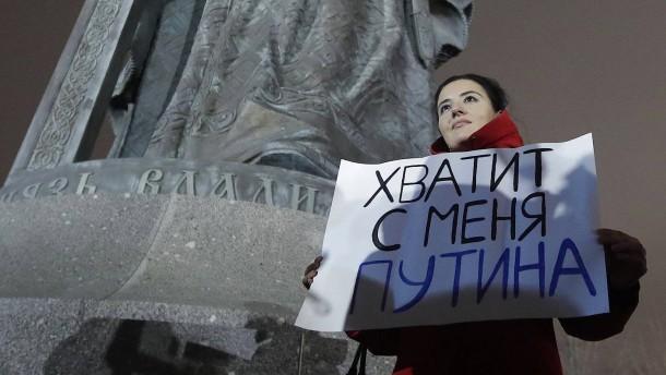 Russland am Nullpunkt