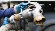 Der Preis für Heizöl sollte relativ niedrig bleiben