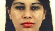 Ein nicht datiertes Bild zeigt Lucero Guadalupe Sánchez, die angibt, eine Affäre mit El Chapo gehabt zu haben