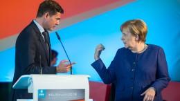 Ostdeutsche CDU-Politiker gegen Merkel-Auftritte im Wahlkampf