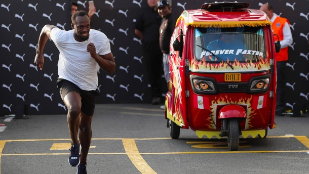 Bolt tritt gegen Motorrad-Taxi an