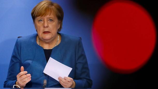 Merkel: Brauchen jetzt eine nationale Kraftanstrengung