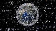 Schickte Russland einen Satelliten-Killer ins All?
