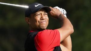Tiger Woods schreibt abermals Golf-Geschichte