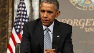 Eigene Partei lässt Obama auflaufen