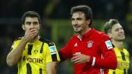 Spitzenspiel im Schatten der Champions League