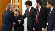 Gauck empfängt Träger des Alternativen Nobelpreises