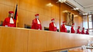 Bundesverfassungsgericht bremst Gesetz zu EU-Rettungsfonds