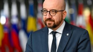 Belgischer Premier Michel kündigt Rücktritt an