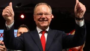 Die SPD überholt die CDU – knapp