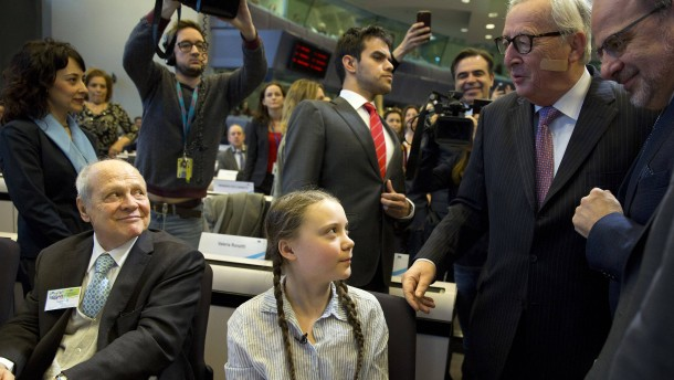 Juncker findet deutsche Klimapolitik ungenügend