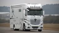 Für den Magellano braucht der Camper einen Lastwagenführerschein
